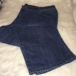 CJ Banks 24W Petite Jeans